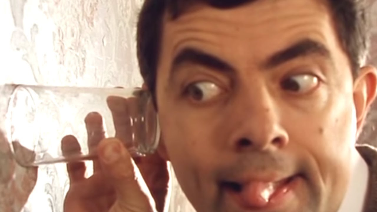 Get a Load of This | Funny Clips | Mr Bean Official