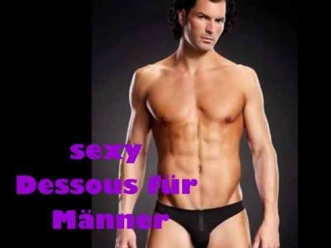 Erotische Dessous für Männer von Amor Shop
