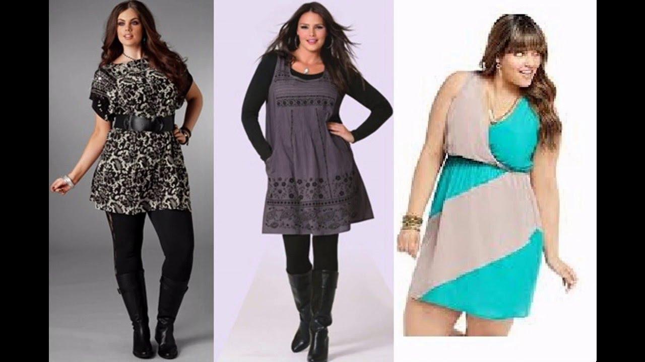 8243c0959e Moda tendencias Ropa de moda para gorditas y chaparritas - YouTube