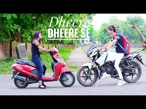 Dheere Dheere se |Yash & Nishu| Swapneel Jaiswal | Aashiqui | Yo Yo Honey Singh | Love Story 2018