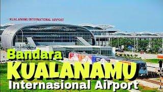 Video BANDARA KUALANAMU INTERNATIONAL AIRPORT download MP3, 3GP, MP4, WEBM, AVI, FLV Juli 2018