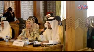 فاعليات مؤتمر الاليات العربية لحقوق الانسان وتعزيز الامن القومى العربي