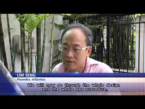 Singapore Channel 5 news HD 15032015