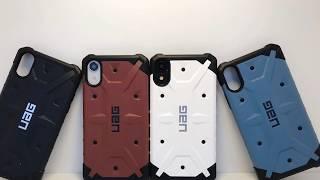 [ iCover.vn ] Mở hộp Ốp lưng UAG Pathfinder iPhone Xr | Hàng chính hãng UAG ( Mỹ ) | iCover