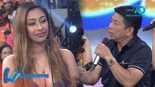 Wowowin: Viral 'Will You Date Me' girl, bumalik para paibigin si Kuya Wil!