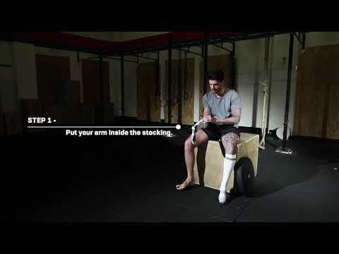 RelaxSan Sport Socks - How to wear