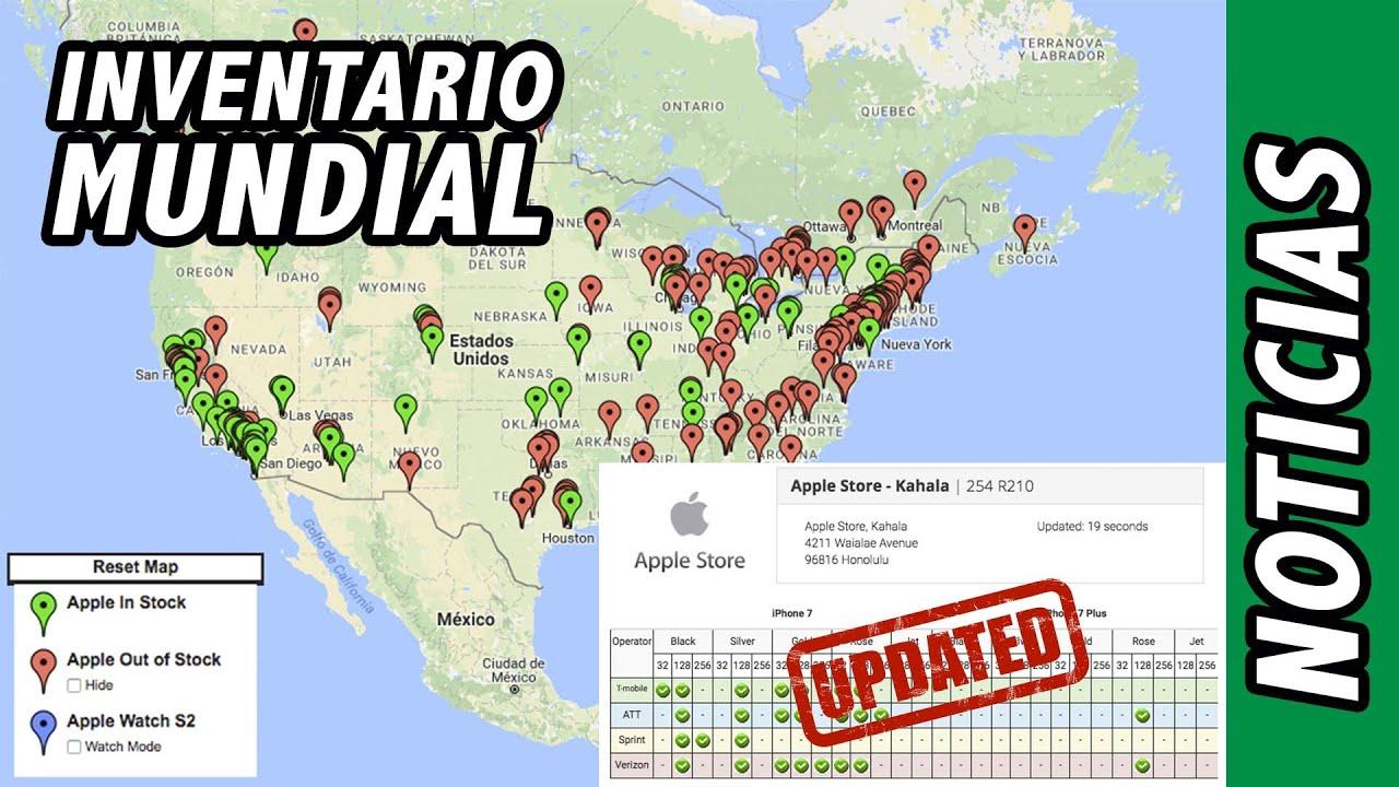 Accede al inventario de apple tiempo real siyopuedotutambien accede al inventario de apple tiempo real siyopuedotutambien gumiabroncs Images