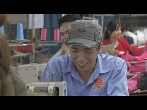 U.S. Labor Delegation to Vietnam 2016: Building Solidarity and Friendship
