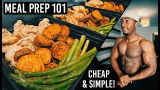 The Complete Beginner's Guide: How to Meal Prep! (Step by Step)
