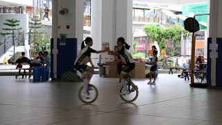 Publication Date: 2019-07-09 | Video Title: 19香港單輪車花式比賽女子雙人花式特組第四名