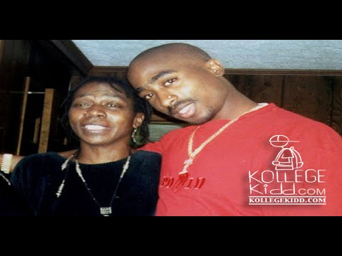 Tupac Shakur's Mother, Afeni Shakur, Dead At Age 69 of Possible Heart Attack