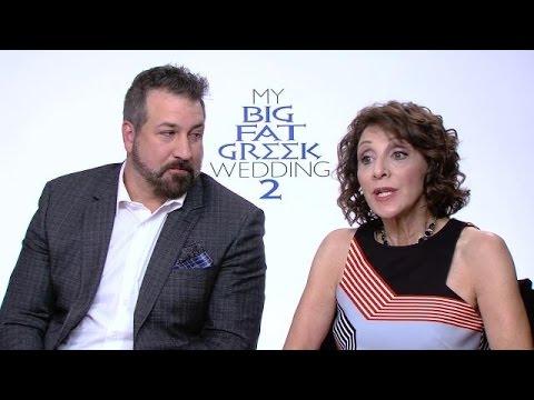 Andrea Martin 'My Big Fat Greek Wedding 2' Interview
