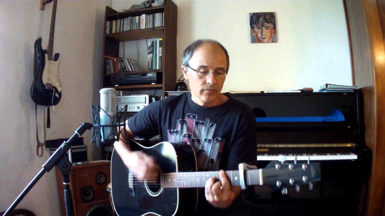 Kodachrome Paul Simon Cover Guitar Chords And Riff Youtube