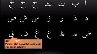 Download Lagu Belajar Makhorijul Huruf Hijaiyah Alquran mp3