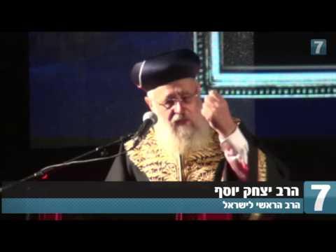 מרן הרב יצחק יוסף - מה דעת הרב קוק על העליה להר הבית ותנועת בני עקיבא?