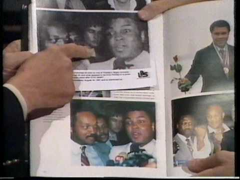 1984 Elvis alive & Ali photo- The Final Proof? EVIDENCE OF FAKED DEATH in 1977?
