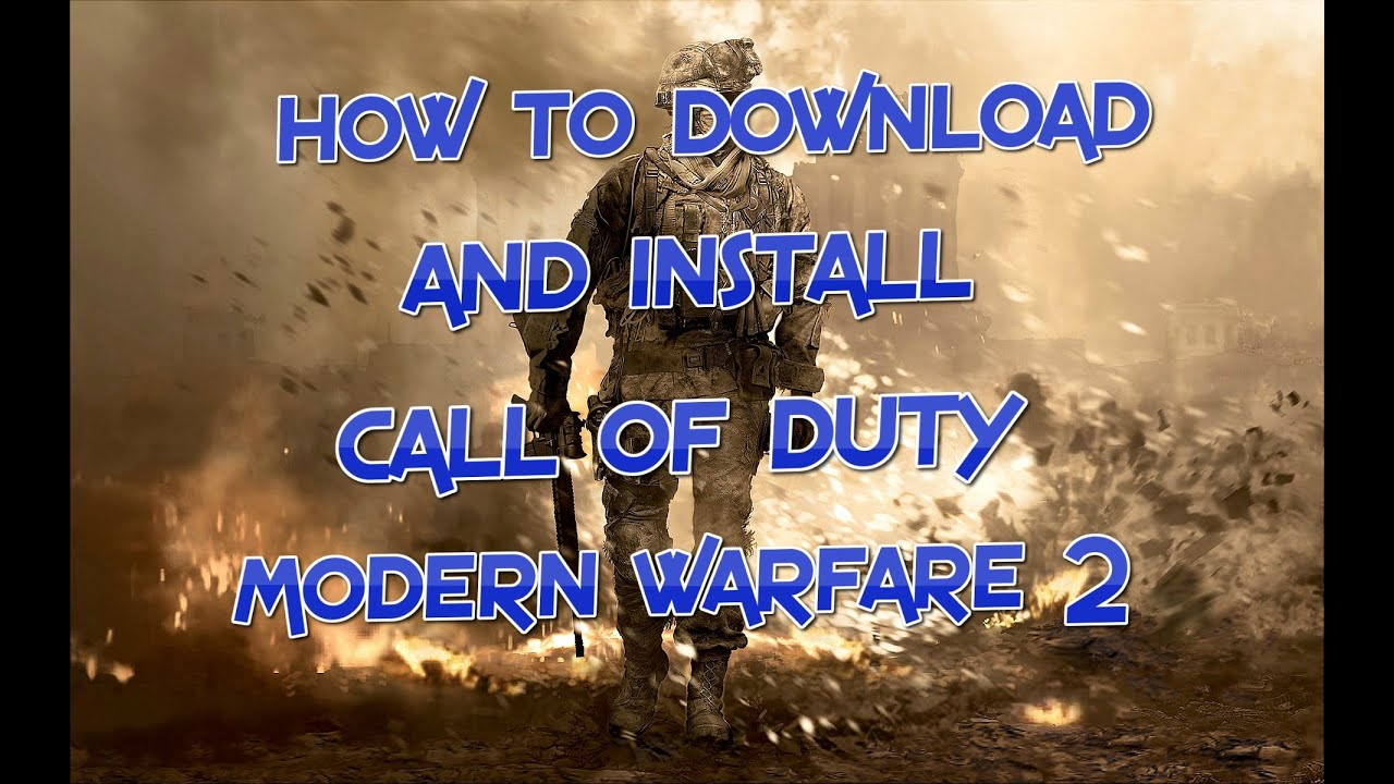 Modern Warfare 2 Free Download Pc