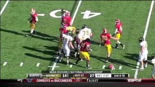 D2 National Championship Highlights