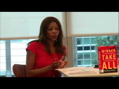Economist Dambisa Moyo on China's Pursuit of Resources