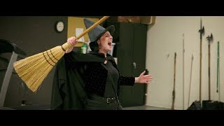 FLYING LESSONS: Episode 1| WICKED the Musical