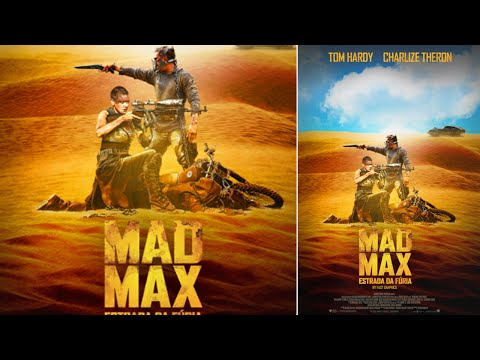 Poster Movie - Mad Max: Fury road
