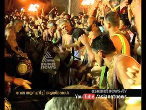 Manapullikavu Vela in palakkad | Chuttuvattom News