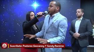 Pastor vino por una palabra y se llevo una campaña evangelistica para su templo
