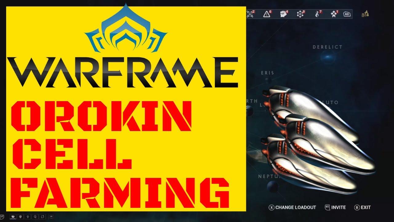 Best Place To Farm Orokin Cells 2020 Warframe Orokin Cell Farming 2019   YouTube