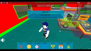 VGP back with Roblox Arcade tycoon.