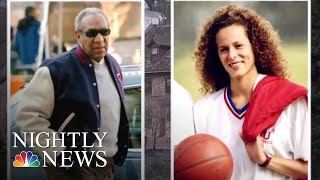 Bill Cosby Found Guilty Of Sexual Assault In Retrial   NBC Nightly News