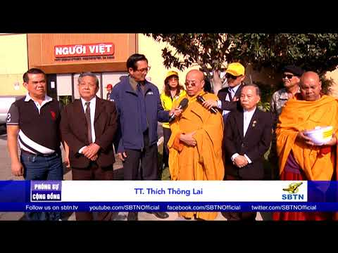 Chua Tam Nguyen Bieu Tinh Chong Tau Cong & CSVN