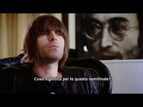 Liam Gallagher on Football Focus on Neville and Balotelli (sottotitoli)
