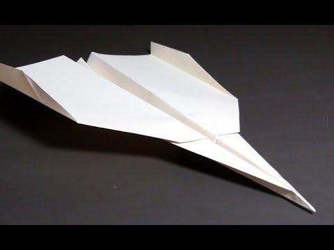 13 уникальных самолетиков из бумаги,ающих рекордно далеко Яндекс Дзен
