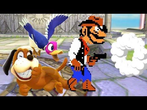 Smash Wii U: The Underdogs of Smash Bros.