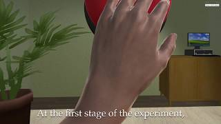Embodied VR environment facilitates motor imagery brain-computer interfaces training