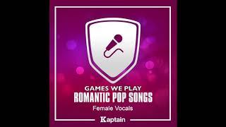 KAPTAIN MUSIC - ROMANTIC POP SONGS (VOCALS)