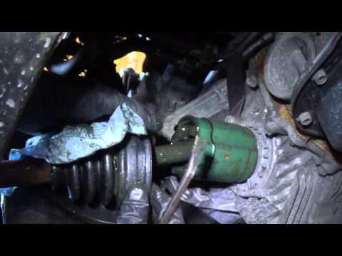 DIY: Subaru CV Boots