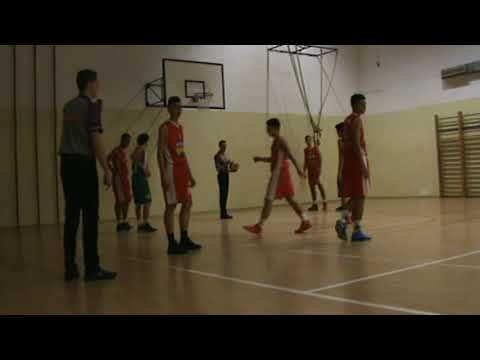 KK Mega Basket - KK Sedmica VII kolo Kadetske lige 17.11.2017