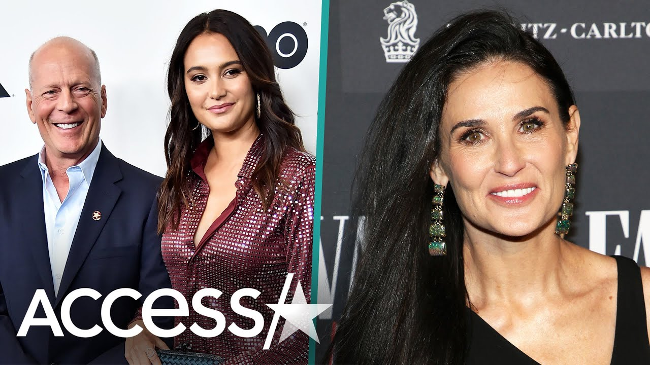 Demi Moore Gushes Over Bruce Willis' Wife Emma Heming: We Are 'Sisters Bonded'