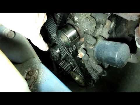 Timing Belt & Crankshaft Seal Replacement