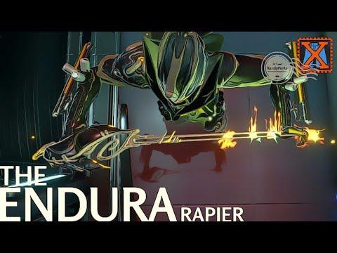 [Warframe] The ENDURA Says NO To Relentless Combination