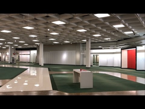 Macy's Greenspoint Closing Tour