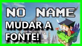 RPG MAKER MV -Tutorial - COMO MUDAR A FONTE DO SEU JOGO!