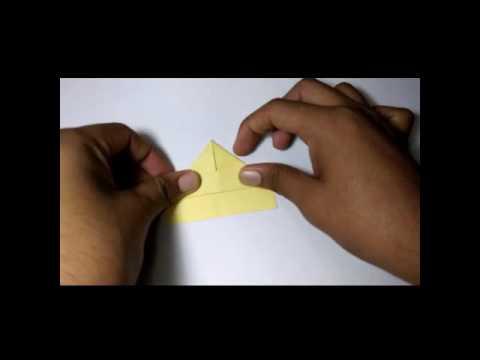 DIY - MAKING A MINI PAPER BOAT