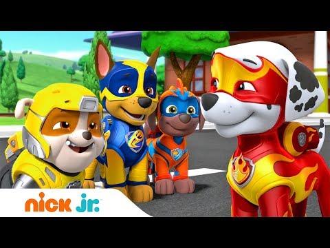 Любимые герои на большом экране   Nick Jr. Россия