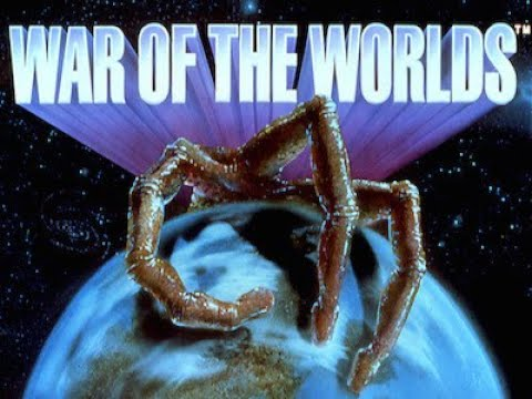WAR OF THE WORLDS TV Series (1988-90) Advert for Ep #22 THE RAISING OF LAZARUS