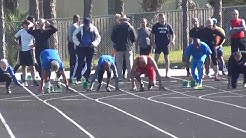 Florida Senior  Games 2017    100m  65+ age