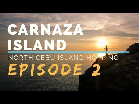 CARNAZA ISLAND | Northern Cebu Island Hopping Episode 2| Travel Vlog