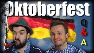 Oktoberfest FAQ | VlogDave w/ Get Germanized