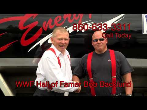 Compas Energy - Connecticut Oil Company ad with Bob Backlund